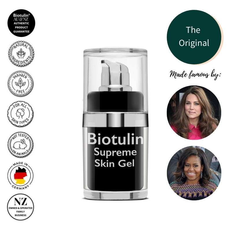 Biotulin® Australia & New Zealand -Biotulin® Supreme Skin Gel